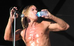 Iggy and the Stooges (SteveInLeighton's Photos) Tags: 2005 august england berkshire reading festival iggypop stooges