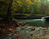 Haw Creek Falls (Arfotog, @arfotog on Instagram) Tags: waterfall hawcreekfalls arfotog spsnaturephotography rogerchavers creek rock nature arkansas ozarknationalforest fun hiking hawcreek outdoors outside living secluded country fallcolor fallcoloralongcreek