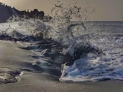 Olas (jantoniojess) Tags: olas playadelaarenatenerife beach waves wave canarias islascanarias