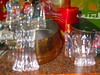 Rich Chocolate (soniaadammurray - Off) Tags: digitalphotography bokeh bokehwednesdays chocolate fondue crystalcandleholders romance food