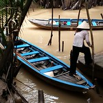 Boarding the small row boat to Turtle Island thumbnail