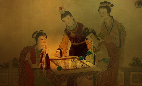 "Xiangqi - Representación de ámbitos Tao • <a style=""font-size:0.8em;"" href=""http://www.flickr.com/photos/30735181@N00/32142882290/"" target=""_blank"">View on Flickr</a>"