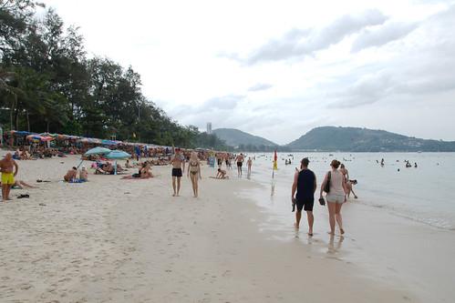 Patong Beach (Phuket,Thailand)