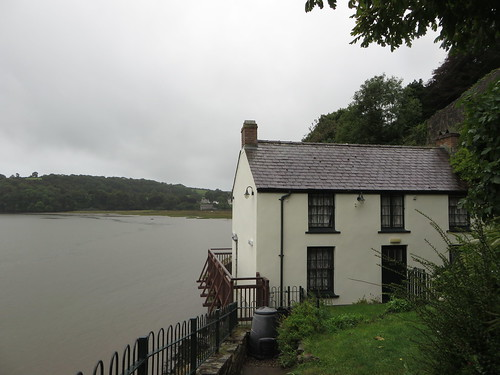 Laugharne - the Boat House