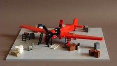 Ta-152H - Front (Sydag) Tags: moc plane fockewulf lego aircraft airplane wwii warbird
