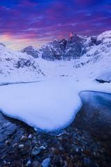 Sunrise on Vignemale (photo.amateur78) Tags: cauterets occitanie france fr vignemale mountain montagne sunrise concordians
