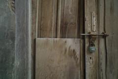 When will you knock my door? (heshaaam) Tags: door muharraq bahrain traces muharraqvisions color wood