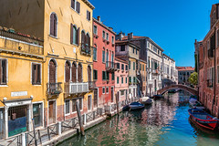 Colorful Venice
