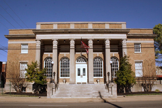 Federal Post Office Building - Lebanon, TN