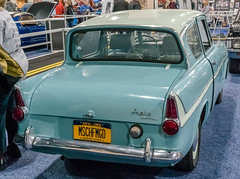 DSC05278 (jhallen59) Tags: philadelphia philly autoshow 1967 ford anglia 105e harrypotter