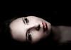 Saudade (Christine Lebrasseur) Tags: red portrait people woman white france art canon teenager fr onblack gironde léane saintloubes allrightsreservedchristinelebrasseur