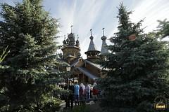 23. Patron Saint's day at All Saints Skete / Престольный праздник во Всехсвятском скиту