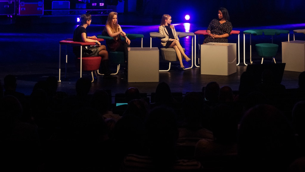 THE NEXT GENERATION PANEL [INSPIREFEST 2015] REF-105778