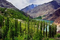 Khalti Lake (NotMicroButSoft (Fallen in Love with Ghizar, GB)) Tags: pakistan nature water ghizar gupis khaltilake gilgitbaltistan