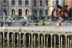Ayuntamiento (Iontxu33) Tags: bilbao ayuntamiento oteiza radebilbao