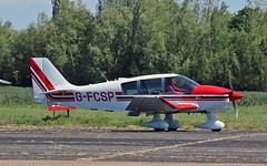 G-FCSP Robin DR400-180 (PlanecrazyUK) Tags: fly in sturgate 070615 gfcsp egcv robindr400180