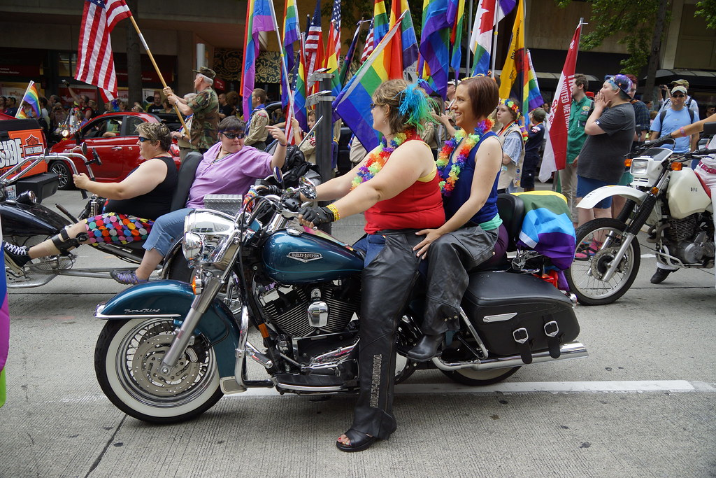 The World's Best Photos of bike and lesbians - Flickr Hive Mind