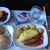Breakfast en Addis Ababa. Ac301 dca-yyz jc.