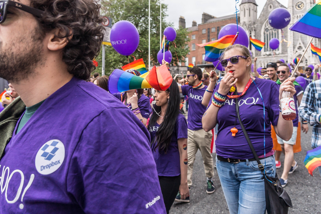 DUBLIN PRIDE 2015 [ YAHOO! WERE THERE - WERE YOU? ]-106294
