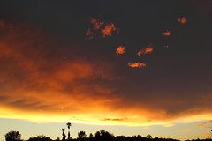 Sunset June 22 2015 030 (Az Skies Photography) Tags: sunset red arizona sky orange cloud sun black june rio yellow set skyline clouds canon skyscape eos rebel gold 22 golden twilight dusk salmon az rico safe nightfall 2015 arizonasky arizonasunset skycape riorico rioricoaz 62215 t2i arizonaskyline canoneosrebelt2i eosrebelt2i arizonaskyscape 6222015 june222015
