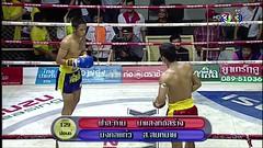 ศึกจ้าวมวยไทย ช่อง 3 ล่าสุด ฟ้าสะท้าน vs มงคลแก้ว 2/4 11 กรกฎาคม 2558 Muaythai HD