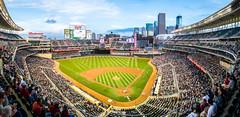 Baseball Blues (Icedavis) Tags: field minnesota twins baseball stadium minneapolis target mn 2013 targetfield