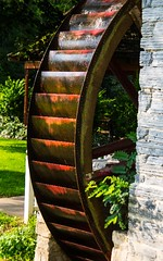 wheel to an old mill (Mysophie08) Tags: infocus lancasterpa highquality pennslyania