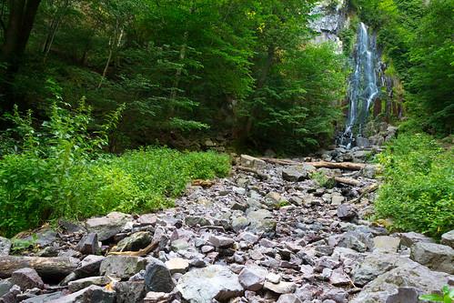 Cascade du Nideck (alt. 480 m)