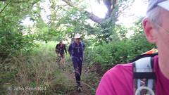 DSC00460 Wenlock Olympian Walk 2015-07-18 - Shropshire Way in Dove Plantation (John PP) Tags: wow shropshire walk miles 50 challenge wenlock olympian marches 2015 muchwenlock ldwa johnpp 180715