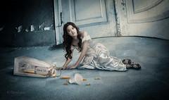 Drink Me (David Thompson Stills) Tags: portrait art alice taiwan surreal fantasy deviant taipei wonderland drinkme 886