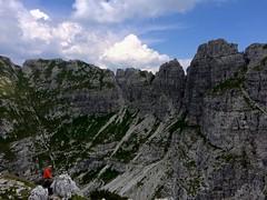 Zuccone Campelli (2.161 m) (Stefano★) Tags: summer mountain alps nature rock estate natura climbing silence alpinismo roccia alpi montagna lombardia lecco arrampicata silenzio 2015 bobbio