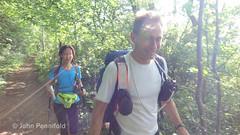 DSC00440 Wenlock Olympian Walk 2015-07-18 - Shropshire Way on Wenlock Edge (John PP) Tags: wow shropshire walk miles 50 challenge wenlock olympian marches 2015 muchwenlock ldwa johnpp 180715