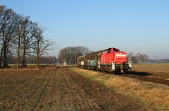 294 882 (Drehstromkutscher) Tags: db cargo deutsche bahn bundesbahn br baureihe 294 v90 eisenbahn twe teutoburger waldeisenbahn waldbahn zug train trainspotting trains railway railfanning railways