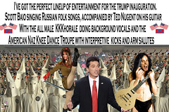 A Suggestion For Trump's Inauguration Entertainment (The Devils in the Details) Tags: donaldtrump centralpark cia barrontrump gop isis westborobaptistchurch vladimirputin sexdrugsandrockandroll hillaryclinton plannedparenthood bigot dumptrump thewalkingdead republican pedophile mikepence nastywoman badhombre conservative rape riencepriebus donaldmcgahn stevenbannon frankgaffney jeffsessions generaljamesmattis generaljohnkelly stevenmnuchin andypuzder wilburross cathymcmorrisrodgers bencarson ltgenmichaelflynn ktmcfarland mikepompeo nikkihaley betsydevos tomprice scottpruitt seemaverma gayconversiontherapy marriageequality kukluxklan daryldixon downtonabbey newyorkcity melaniatrump riggedelection jihad terrorist taliban kellyanneconway mexicanwall racism confederateflag nazi islam freedom berniesanders americannaziparty thebeatles therollingstones democrat civilrights tednugent boycotttarget contraception abortion tinfoilhatsociety fredphelps she'sacunt foxnews russia liberal