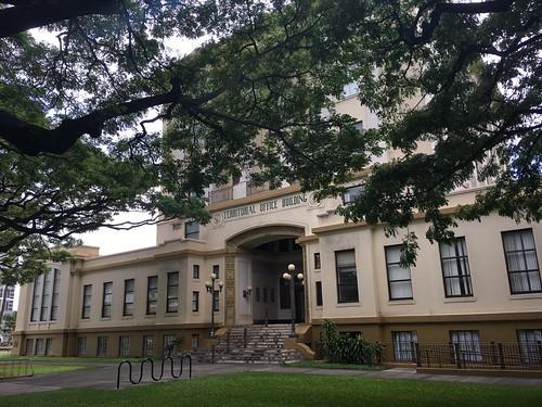 Territorial Office Building