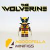 The Wolverine [COMICS] [MOD] (agoodfella minifigs) Tags: lego marvel marvellego legomarvel minifigures marvelcomics comics heroes legosuperheroes legomarvelsuperheroes legoxmen minifigure moc marvelheroes mod wolverine logan xmen superheroes