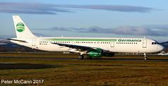 D-ASTW A321 Glasgow Jan 2017 (pmccann54) Tags: dastw airbusa321 germania