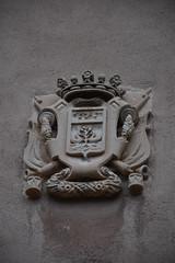Escut de Ca la Madora (escut dels Estany), Copons (esta_ahi) Tags: copons anoia barcelona spain españa испания arquitectura architecture ipa5640 escut escudo