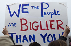 Womens March DC-20170121-TW Meetup _ 20170121 _ KMB_0376 (kevinbarry7) Tags: womensmarch washington dc feminism dump trump protest capital resist mall pence devos love trumps hate