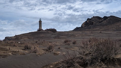 Deep within there shines a beacon (OR_U) Tags: 2017 oru azores capelinhos faial capelo faroldapontadoscapelinhos lighthouse volcano ash lava 169 widescreen landscape nature