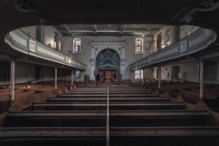 V E N E R A T I O N (A N T O N Y M E S) Tags: antonymes abandoned interesting derelict explore chapel religion empty destroyed abandonedchapel abandonedreligion derelictbuilding derelictchapel urbex urbanexploration decay decayed broken rust old deserted unloved unused dark creepy decaying canon 70d hall