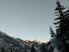 Last Light in Lillooet  Sunset alpenglow on Fountain Ridge (Dru!) Tags: