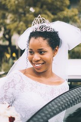 One of Happiest moments in her life, That smile explains alot  #bride #Weddings #queen #crown #smile #beautiful #colorgrading #vsco #jthomasphotography #guyana #retouching (J.THOMAS PHOTOGRAPHY) Tags: crown beautiful jthomasphotography colorgrading smile weddings queen bride vsco retouching guyana d3200 nikond3200 35mmf18g 35mm prime primelens d750 d7200 d7100 d7000