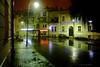 Rzeszów (nightmareck) Tags: rzeszów podkarpackie podkarpacie polska poland europa europe fotografianocna bezstatywu night handheld rain deszcz fujifilm fuji xe1 apsc xtrans xmount mirrorless bezlusterkowiec xf18mm xf18mmf20r fujinon pancakelens velviavivid