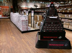 Ammo sold off the shelf? How about entire *pallets* of ammo not behind a counter! (l_dawg2000) Tags: 2015 2015opening apparel arena basspro bassproshops boating camping downtown downtownmemphis familyoriented fishing food freestandingelevator fudge fudgemakingshop glasselevator greatamericanpyramid hunting memphis neon neondécor observationdeck pyramid retail retailrecycle retaurant sports sportsarena tshirts tennessee unitedstates usa
