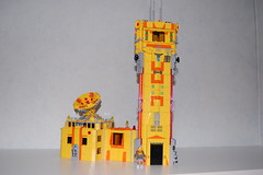 Mining outpost (sander_koenen92) Tags: lego space outpost tower