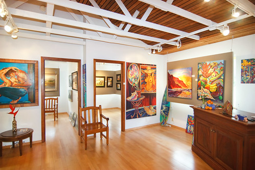 Retail Space - Art Gallery