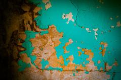 teal and peeling paint (Sam Scholes) Tags: urbex hiawatha abandoned mining coal industrial industrialdecay mine kingcoal urbandecay utah coalmine urbanexploration ruraldecay