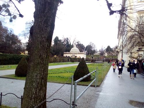 Palácio Mirabell, Salzburgo