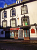 Launceston, Cornwall (photphobia) Tags: cornwall launceston building architecture outdoor outside oldtown city oldwivestale shops pubs street road